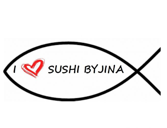 I love sushi by Jina